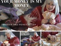 Dein Geld gehört mir! (Englisch)