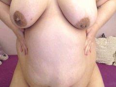 Dicke Titten und fetter Arsch