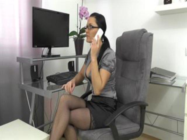 Spermageile Oral Sekretärin