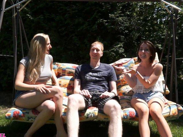 Meine Freundin Lia, Peter und ich