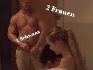 2 Frauen, 1 Schwanz