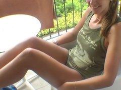 Privates Urlaubs-Sextape I Creampie