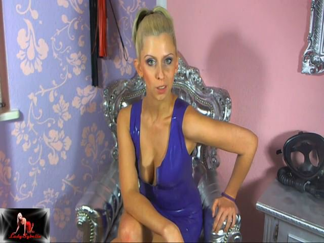 JERK OFF INSTRUCTION FROM YOUR GERMAN MISTRESS