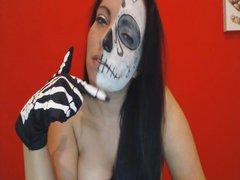 Halloween-Wichsanleitung