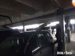 Zuerich Airport Blowjob (Skandalclip)