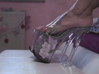 Wixx mir meine Füße voll !!!