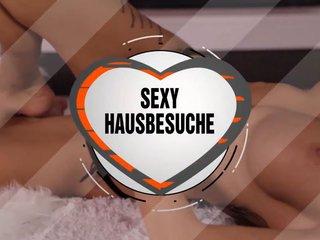Sexy Hausbesuche - LadyManja zu Besuch bei KatiePears