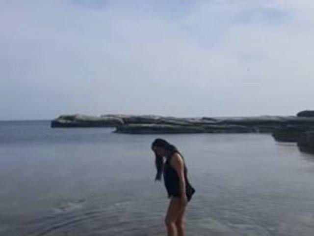 Fussfetischist: Seine Wünsche am Strand erfüllt
