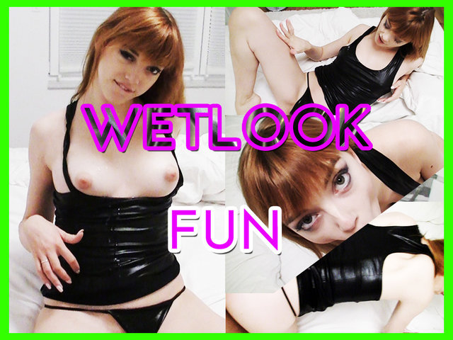 WETLOOK FICK - Spermaglanz !