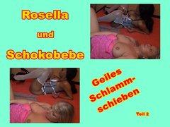 Geiles Schlammschieben mit Rosella und Schokobebe Teil 2