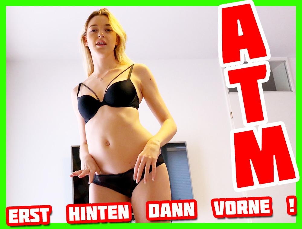 Ass to Mouth! Blank Anal gefickt & geblasen! | Anny Aurora