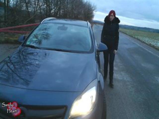 Neues Auto - SandyHeart handelt den Preis mit ihren Mitteln