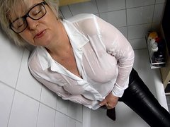 Ich war selten so feucht ;-)