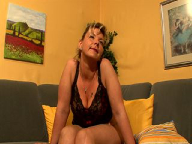 SELF-SATISFACTION and horny sex with insane ORGASM