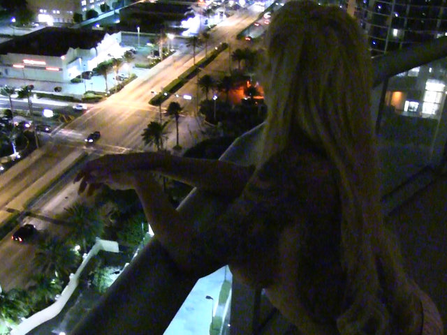 Entsaftet über den Dächern von Miami!!!