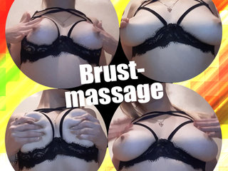 Brustmassage