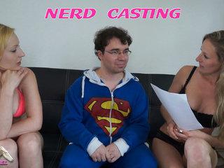 Krasses NERD Casting mit meiner Freundin