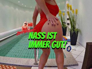 BAYWATCH FUCK - NASS MUSS ES SEIN! (Swimsuit)