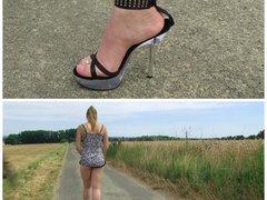 Long Legs and nice ASS