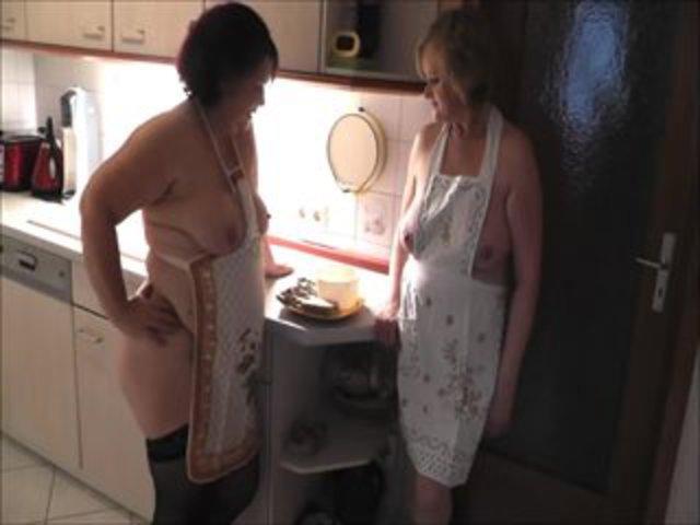 In der Küche 1 - Adventstoast